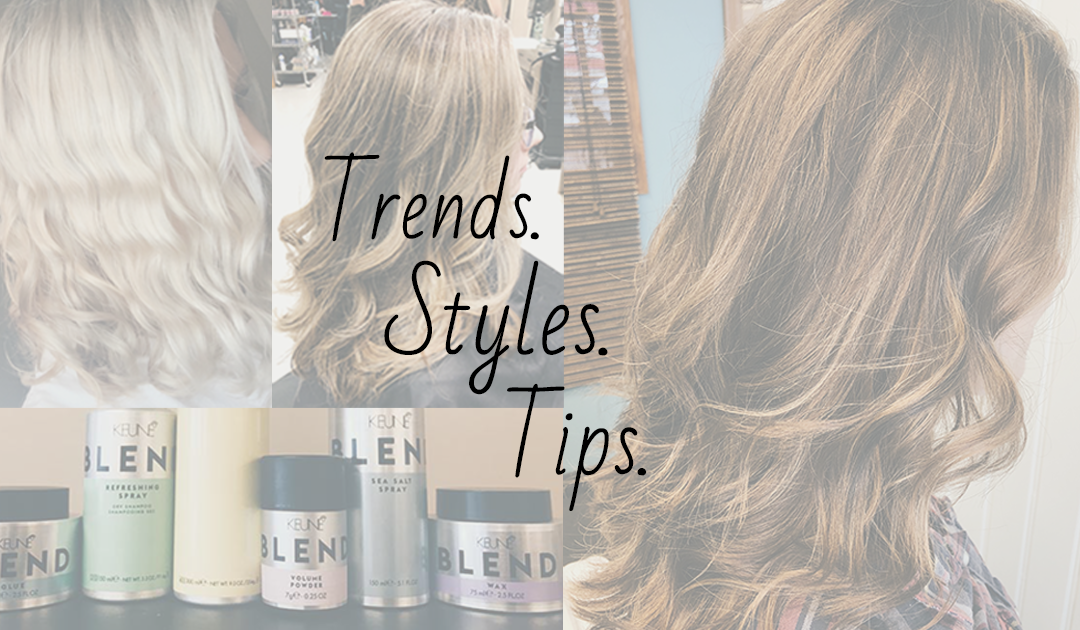 2019 Spring and Summer Hair Trends
